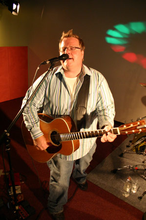 Timothy James Meany LIVE at Citychapel