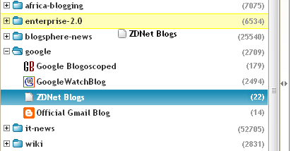 Bloglines Beta: Drag and Drop