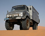 Unimog (Image from Wikipedia)